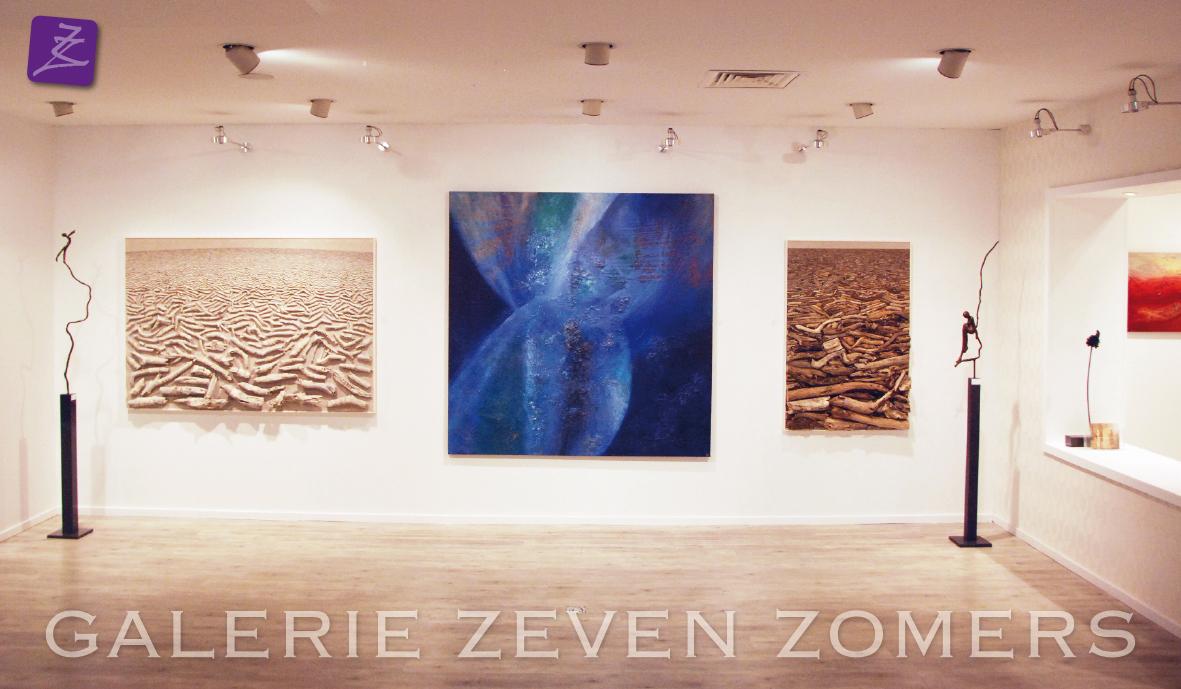 Schilderijen, natural art, bronzen beelden