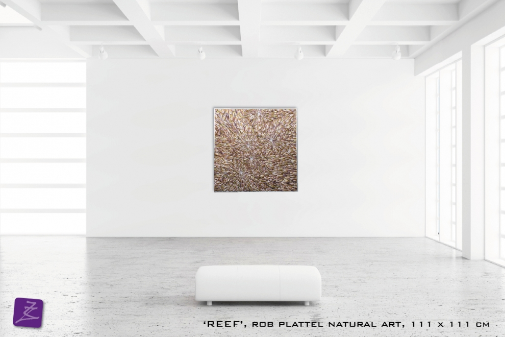 natural art Rob Plattel Reef