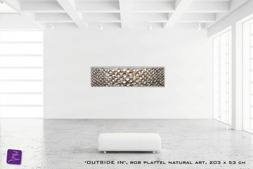 natural art Rob Plattel OUTSIDE IN
