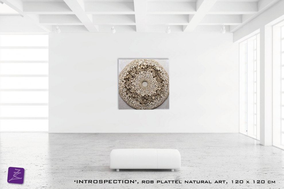 natural art Rob Plattel INTROSPECTION