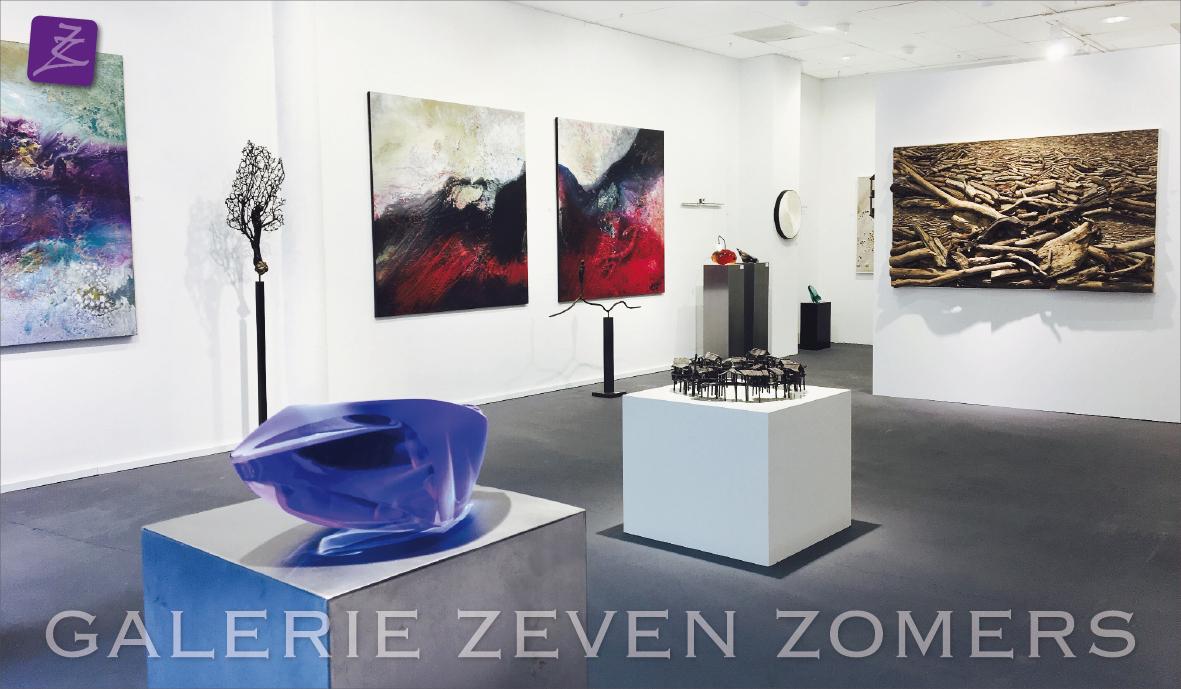 Galerie Zeven Zomers Marikenstraat 61, Nijmegen