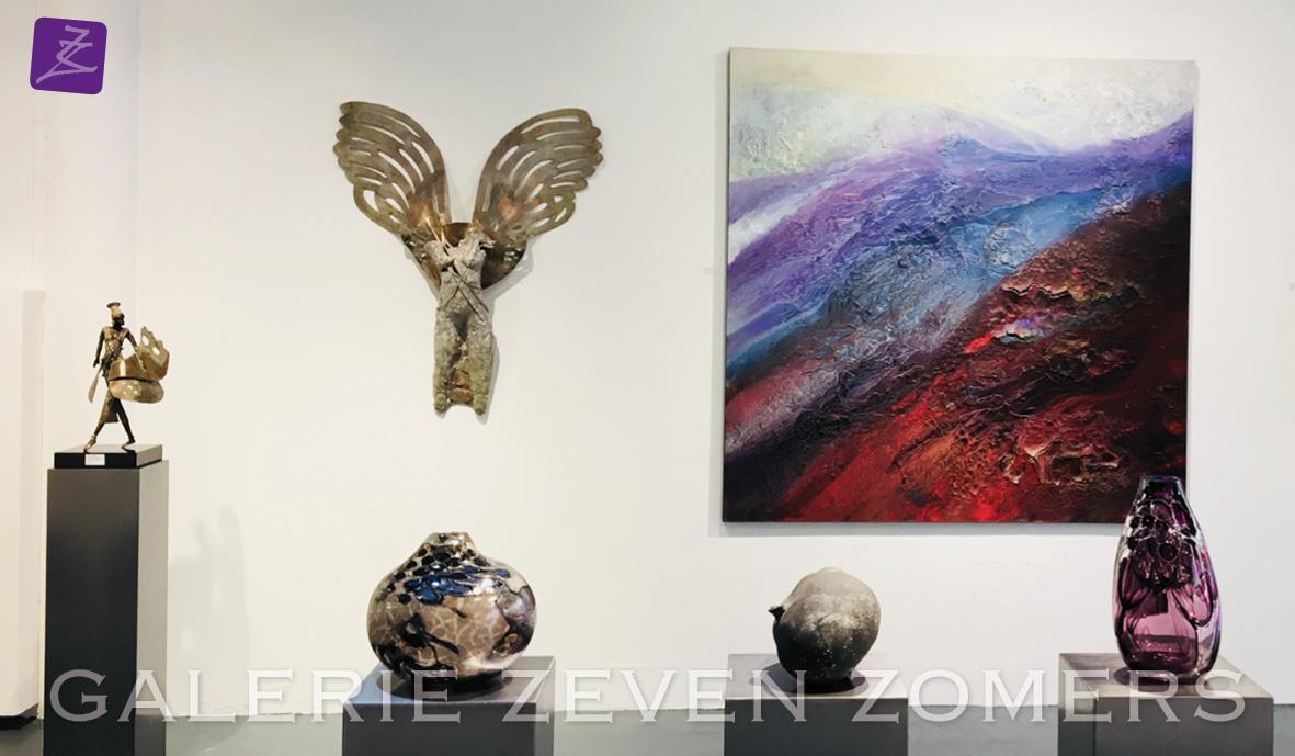 Galerie Zeven Zomers Nijmegen