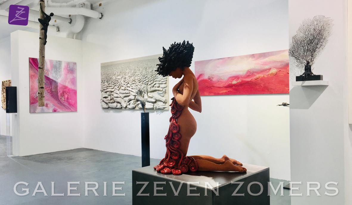 Galerie Zeven Zomers Marikenstraat 50, Nijmegen
