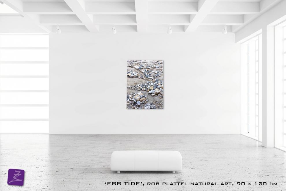 natural art Rob Plattel EBB TIDE galerie Zeven Zomers
