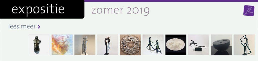 Zomerexpositie Nijmegen Kunst 2019