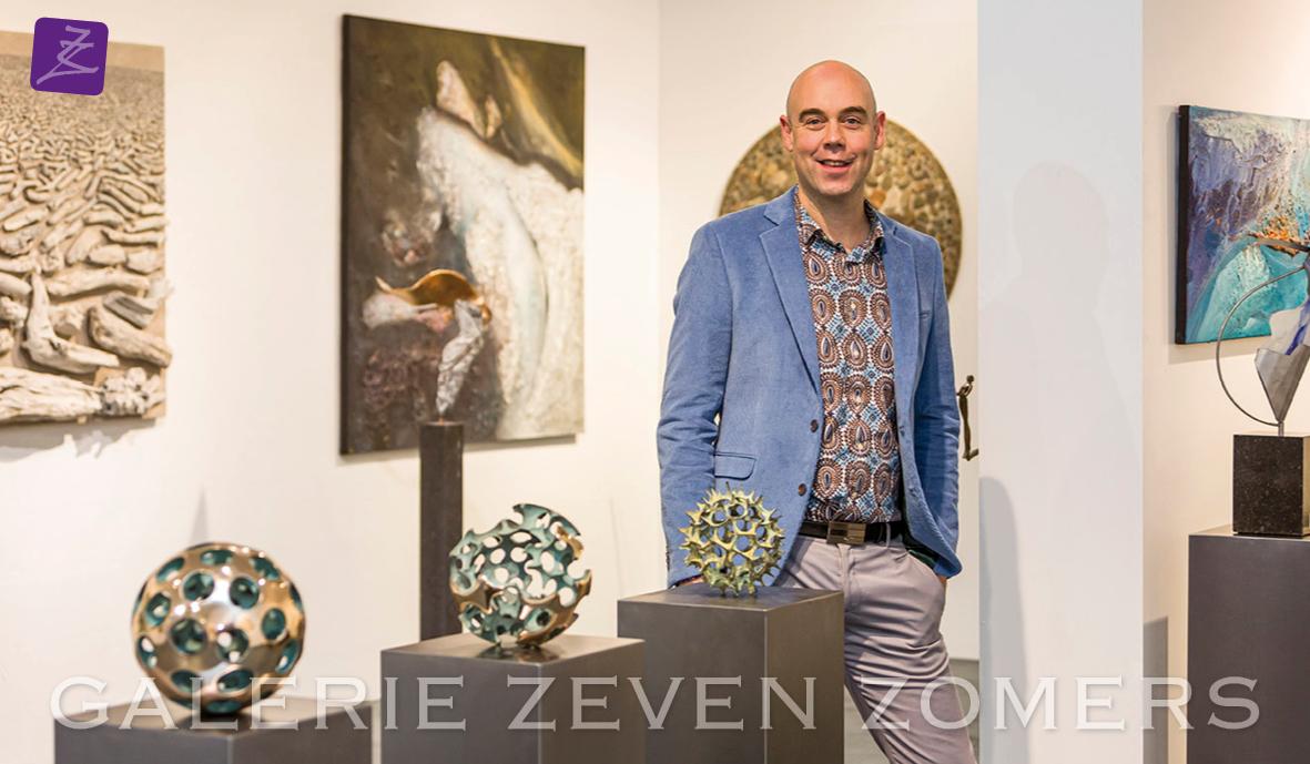 Welkom in de galerie in Nijmegen
