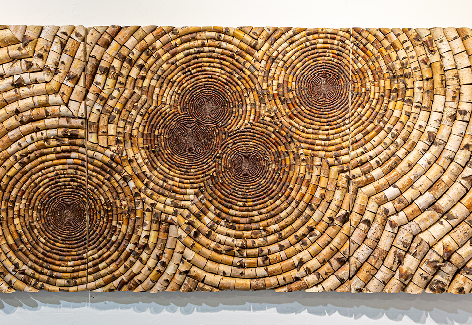 Rob Plattel birch berk natural art