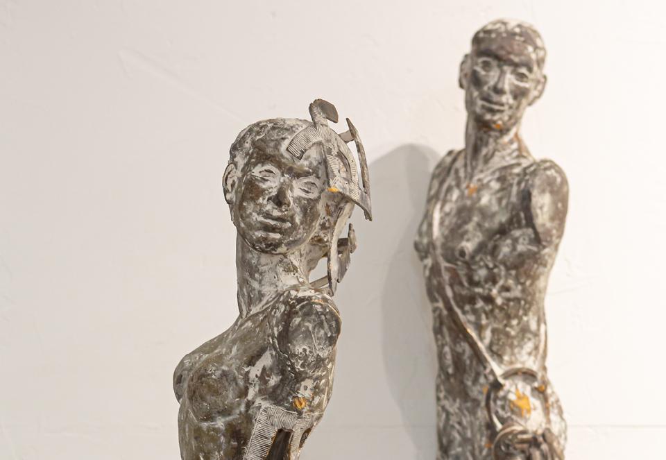 Rieke van der Stoep galerie kunst Nijmegen Zeven Zomers